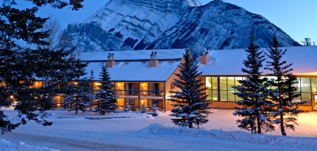 Banff S Finest Family Accommodation Douglas Fir Resort
