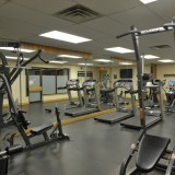 24 Hour Fitness Facility