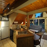 2 Bedroom A Frame Chalet
