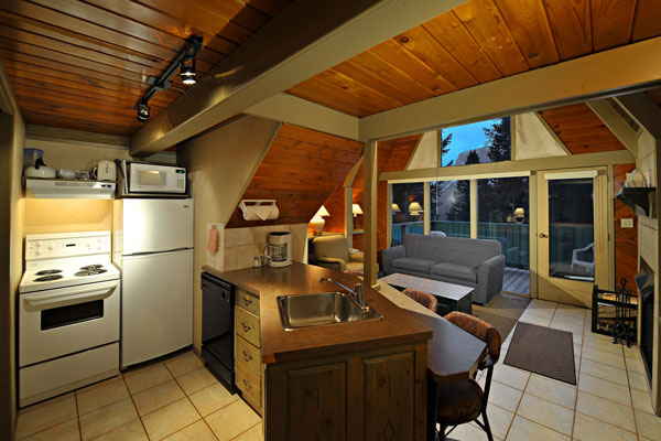 2 Bedroom A Frame Chalet Douglas Fir Resort Amp Chalets