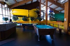 Banffs only waterpark