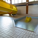 Wading Pool & Kiddie Slide